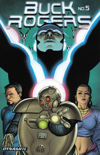 Cover Thumbnail for Buck Rogers (Dynamite Entertainment, 2009 series) #5 [John Cassaday Cover]