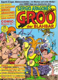 Cover Thumbnail for Groo der Blahbar (Condor, 1990 series) #1