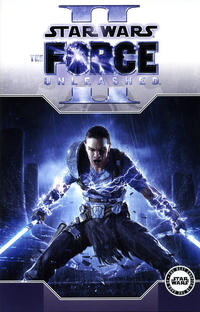 Cover Thumbnail for Star Wars: The Force Unleashed II (Dark Horse, 2010 series)