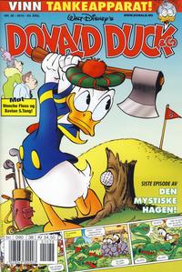 Cover Thumbnail for Donald Duck & Co (Hjemmet / Egmont, 1948 series) #38/2010