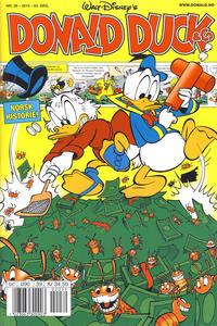 Cover Thumbnail for Donald Duck & Co (Hjemmet / Egmont, 1948 series) #39/2010