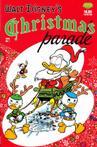 Cover Thumbnail for Walt Disney's Christmas Parade (Gemstone, 2003 series) #1