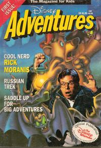 Cover for Disney Adventures (Disney, 1990 series) #v1#1