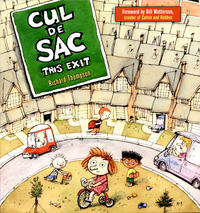 Cover Thumbnail for Cul de Sac (Andrews McMeel, 2008 series)