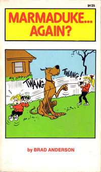 Cover Thumbnail for Marmaduke...Again? (Scholastic Book Services, 1976 series)