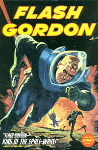 Cover Thumbnail for Flash Gordon Comic-Book Archives (Dark Horse, 2010 series) #1