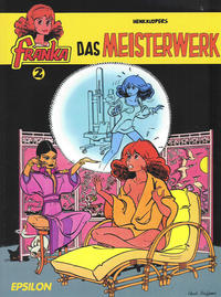 Cover Thumbnail for Franka (Epsilon, 1997 series) #2 - Das Meisterwerk
