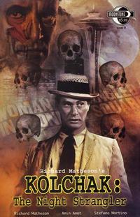 Cover Thumbnail for Kolchak the Night Strangler (Moonstone, 2010 series)