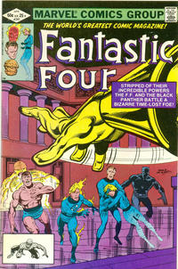 Cover for Fantastic Four (Marvel, 1961 series) #241 [Direct Edition]