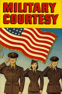 Cover Thumbnail for Military Courtesy (Harvey, 1950 series)