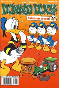 Cover Thumbnail for Donald Duck & Co (Hjemmet / Egmont, 1997 series) #40/2010