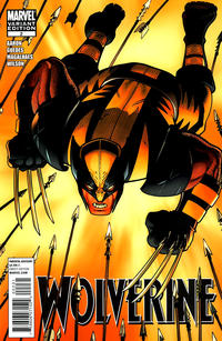 Cover Thumbnail for Wolverine (Marvel, 2010 series) #2 [Art Adams Cover]