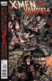 Cover Thumbnail for X-Men: Curse of the Mutants - X-Men vs. Vampires (Marvel, 2010 series) #2