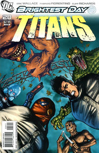 Cover Thumbnail for Titans (DC, 2008 series) #28