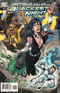 Cover Thumbnail for Untold Tales of Blackest Night (DC, 2010 series) #1