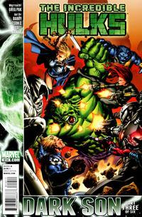 Cover Thumbnail for Incredible Hulks (Marvel, 2010 series) #614