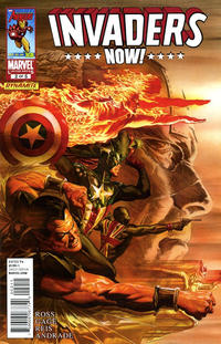 Cover Thumbnail for Invaders Now! (Marvel, 2010 series) #2