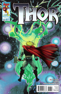 Cover Thumbnail for Thor (Marvel, 2007 series) #616