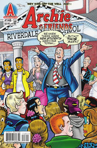 Cover Thumbnail for Archie & Friends (Archie, 1992 series) #148