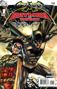 Cover Thumbnail for Bruce Wayne: The Road Home: Batman and Robin (DC, 2010 series) #1