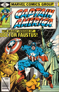 Cover Thumbnail for Captain America (Marvel, 1968 series) #236 [Direct Edition]