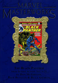 Cover Thumbnail for Marvel Masterworks: The Black Panther (Marvel, 2010 series) #1 (141) [Limited Variant Edition]