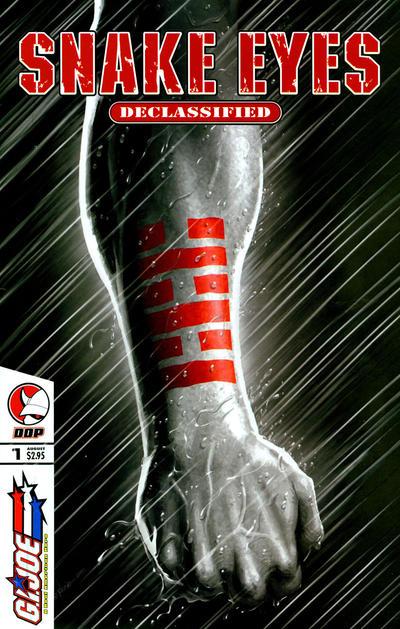 Cover for G.I. Joe: Snake-Eyes: Declassified (Devil's Due Publishing, 2005 series) #1