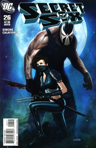 Cover for Secret Six (DC, 2008 series) #26