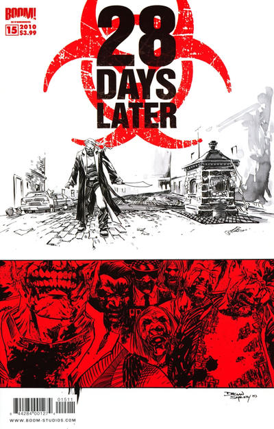 Cover for 28 Days Later (Boom! Studios, 2009 series) #15