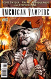 Cover for American Vampire (DC, 2010 series) #3 [Variant Cover (1 in 25)]