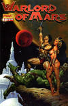 Cover for Warlord of Mars (Dynamite Entertainment, 2010 series) #1 [Cover C - Joe Jusko]
