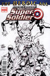 Cover for Steve Rogers: Super-Soldier (Marvel, 2010 series) #2 [Second Printing]
