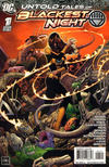 Cover Thumbnail for Untold Tales of Blackest Night (2010 series) #1 [Ethan Van Sciver Cover]