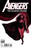 Cover for Avengers: The Children's Crusade (Marvel, 2010 series) #2 [Variant Cover]