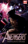 Cover for Avengers: The Children's Crusade (Marvel, 2010 series) #2 [Second Printing]