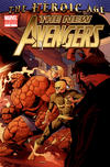 Cover Thumbnail for New Avengers (2010 series) #2 [2nd Printing Variant]