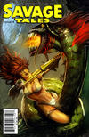 Cover for Savage Tales (Dynamite Entertainment, 2007 series) #5 [Arthur Suydam Cover]