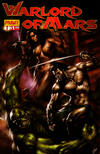 Cover for Warlord of Mars (Dynamite Entertainment, 2010 series) #1 [Cover D - Lucio Parrillo]