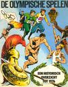 Cover for De Olympische Spelen (Oberon, 1980 series)