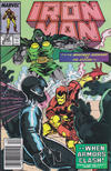 Cover Thumbnail for Iron Man (1968 series) #249 [Newsstand]