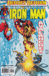 Cover for Iron Man (Marvel, 1998 series) #2