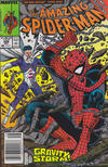 Cover Thumbnail for The Amazing Spider-Man (1963 series) #326 [Newsstand Edition]