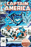Cover for Captain America (Marvel, 1968 series) #306 [Direct]