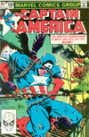 Cover Thumbnail for Captain America (1968 series) #280 [Direct]