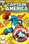 Cover for Captain America (Marvel, 1968 series) #275 [Direct]