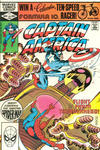 Cover for Captain America (Marvel, 1968 series) #266 [Direct]