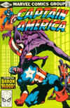 Cover Thumbnail for Captain America (1968 series) #254 [Direct Edition]