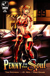 Cover for Penny for Your Soul (Big Dog Ink, 2010 series) #1 [Second Printing]