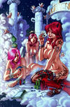 Cover Thumbnail for Penny for Your Soul (2010 series) #2 [San Diego Comicon Virgin]