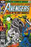 Cover Thumbnail for The Avengers (1963 series) #191 [Direct]
